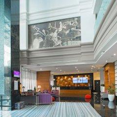 Signature 1 Hotel Tecom Дубай интерьер отеля фото 2