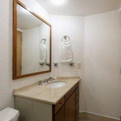 Апартаменты Beautiful apartment Ahuehuetes Мехико ванная
