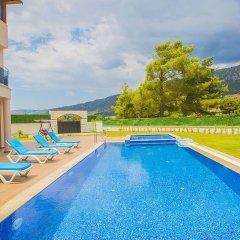 Villa Dogam Турция, Патара - отзывы, цены и фото номеров - забронировать отель Villa Dogam онлайн бассейн фото 3