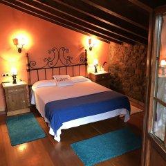Отель Posada El Ángel de la Guarda комната для гостей фото 5