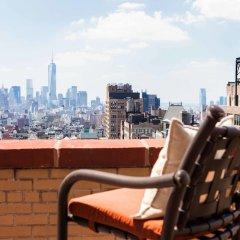 Отель Affinia Manhattan бассейн