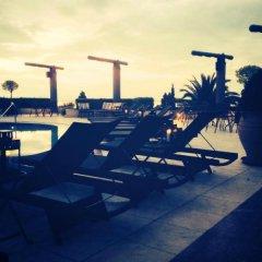 Отель Royal Hotel Греция, Ферми - 1 отзыв об отеле, цены и фото номеров - забронировать отель Royal Hotel онлайн пляж фото 2