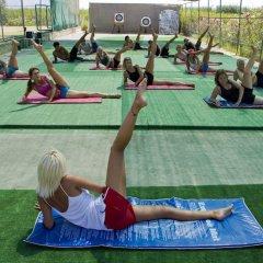 Belek Beach Resort Hotel фитнесс-зал фото 4