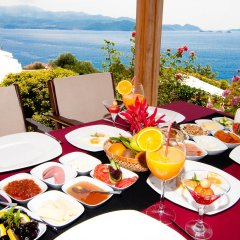 Lycia Hotel Турция, Патара - отзывы, цены и фото номеров - забронировать отель Lycia Hotel онлайн питание фото 3