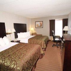 Отель Quality Inn Tully I-81 удобства в номере фото 2