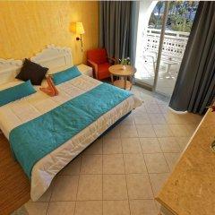 Отель Mediterranee Thalasso-Golf Хаммамет комната для гостей