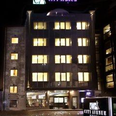 Business Hotel City Avenue вид на фасад фото 2
