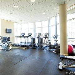 Отель Le Crystal Montreal Канада, Монреаль - отзывы, цены и фото номеров - забронировать отель Le Crystal Montreal онлайн фитнесс-зал