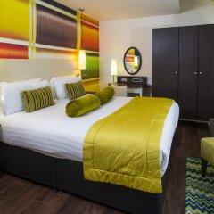 Hotel Indigo Liverpool комната для гостей