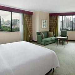 Отель Le Royal Meridien, Plaza Athenee Bangkok комната для гостей фото 4