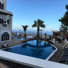 Blue Suites Hotel бассейн