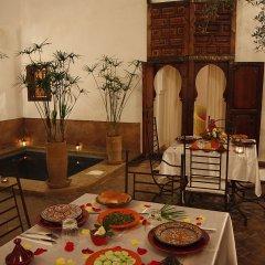 Отель Riad Elixir Марракеш питание фото 3