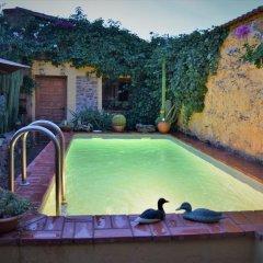 Отель Casa Rural Don Álvaro de Luna Испания, Мерида - отзывы, цены и фото номеров - забронировать отель Casa Rural Don Álvaro de Luna онлайн бассейн фото 2