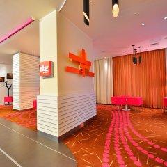 Гостиница Park Inn Казань интерьер отеля