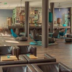 Отель Motel One Düsseldorf Hauptbahnhof фитнесс-зал