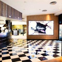Отель Malmaison Manchester Манчестер интерьер отеля