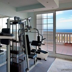 Отель Elba Motril Beach & Business Resort Испания, Мотрил - отзывы, цены и фото номеров - забронировать отель Elba Motril Beach & Business Resort онлайн фитнесс-зал фото 2