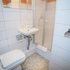 Отель City Guesthouse Pension Berlin ванная фото 2