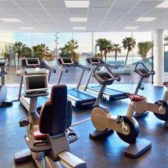 Отель W Barcelona фитнесс-зал фото 3