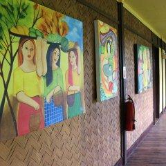 Отель Casa Linda Pension Филиппины, Пуэрто-Принцеса - отзывы, цены и фото номеров - забронировать отель Casa Linda Pension онлайн интерьер отеля фото 2