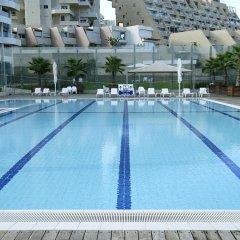 Отель West All Suite Boutique Tel Aviv бассейн фото 2