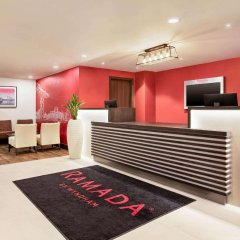 Отель Ramada by Wyndham East Kilbride интерьер отеля фото 2