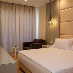 Отель Luxury Албания, Ксамил - отзывы, цены и фото номеров - забронировать отель Luxury онлайн комната для гостей фото 5