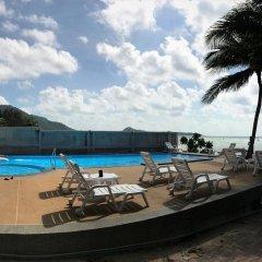 Отель Marina Beach Resort бассейн фото 3