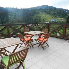 Гостиница Fortetsya Украина, Волосянка - отзывы, цены и фото номеров - забронировать гостиницу Fortetsya онлайн балкон