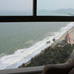 Отель Premier Havana Nha Trang Hotel Вьетнам, Нячанг - 3 отзыва об отеле, цены и фото номеров - забронировать отель Premier Havana Nha Trang Hotel онлайн балкон