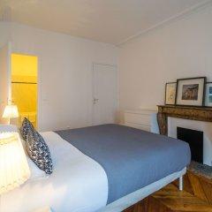 Отель Cosy Bastille Франция, Париж - отзывы, цены и фото номеров - забронировать отель Cosy Bastille онлайн комната для гостей фото 4