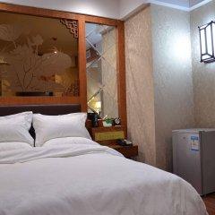 Отель Guangzhou Yu Cheng Hotel Китай, Гуанчжоу - 1 отзыв об отеле, цены и фото номеров - забронировать отель Guangzhou Yu Cheng Hotel онлайн комната для гостей фото 3