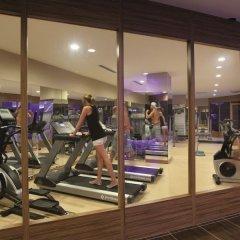 Отель Beach Club Doganay - All Inclusive фитнесс-зал фото 3