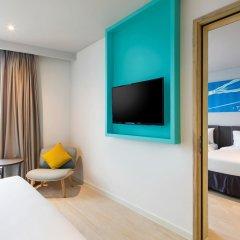 Отель ibis Styles Nha Trang Вьетнам, Нячанг - отзывы, цены и фото номеров - забронировать отель ibis Styles Nha Trang онлайн удобства в номере