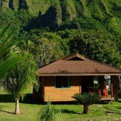 Отель Village Temanoha Французская Полинезия, Папеэте - отзывы, цены и фото номеров - забронировать отель Village Temanoha онлайн вид на фасад