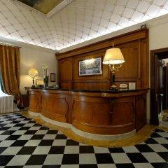 Hotel Giulio Cesare интерьер отеля