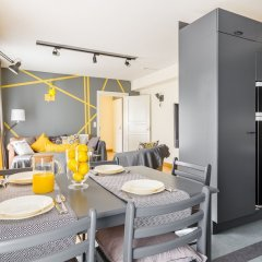 Апартаменты Little Italy Apartment 140m2 питание