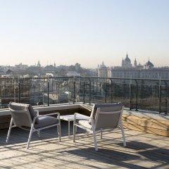 Отель Barcelo Torre de Madrid Испания, Мадрид - 1 отзыв об отеле, цены и фото номеров - забронировать отель Barcelo Torre de Madrid онлайн балкон