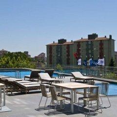 Radisson Blu Hotel Istanbul Asia бассейн фото 3