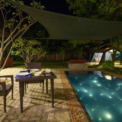 Отель Yala Villa Шри-Ланка, Тиссамахарама - отзывы, цены и фото номеров - забронировать отель Yala Villa онлайн бассейн фото 3