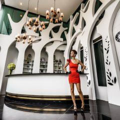 Raha Grand Hotel Пхукет фитнесс-зал фото 3