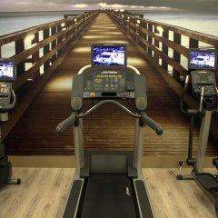 Отель Catalonia Ramblas фитнесс-зал фото 4