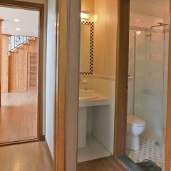 Отель Chalet Resort Южная Корея, Пхёнчан - отзывы, цены и фото номеров - забронировать отель Chalet Resort онлайн ванная