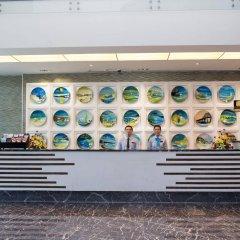 Отель Premier Havana Nha Trang Hotel Вьетнам, Нячанг - 3 отзыва об отеле, цены и фото номеров - забронировать отель Premier Havana Nha Trang Hotel онлайн интерьер отеля фото 2