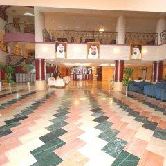 Al Bustan Hotel Flats Шарджа интерьер отеля