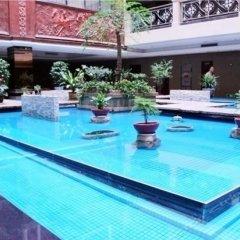 Fulide Hotel Pingyuan Road бассейн фото 2