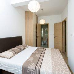 Отель Apartmani Vujanovic Черногория, Пржно - отзывы, цены и фото номеров - забронировать отель Apartmani Vujanovic онлайн комната для гостей фото 4