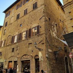 Отель Appartamento Piazza Signoria Флоренция вид на фасад фото 2