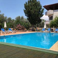 Ferah Hotel Турция, Патара - отзывы, цены и фото номеров - забронировать отель Ferah Hotel онлайн бассейн фото 3