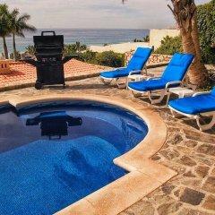 Отель Family&Groups Steps from Beach, Villa Oceano, 4 BR Мексика, Сан-Хосе-дель-Кабо - отзывы, цены и фото номеров - забронировать отель Family&Groups Steps from Beach, Villa Oceano, 4 BR онлайн бассейн фото 3
